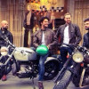 Belstaff bikers begin 'Back to our Routes' adventure
