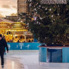 The Natural History Museum ice rink to sparkle with Swarovski