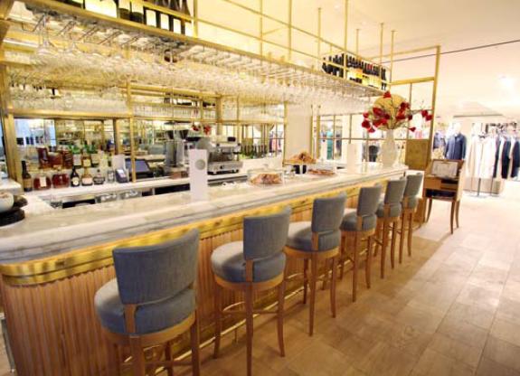 Corner Restaurant Selfridges London