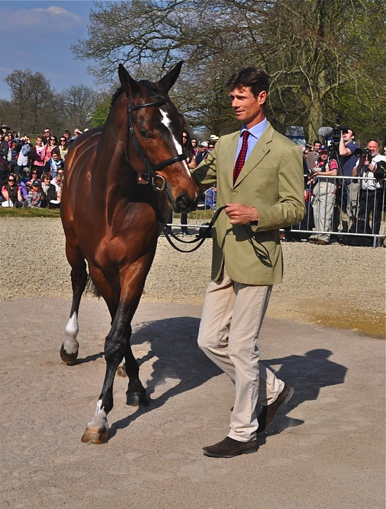 guide to badminton horse trials