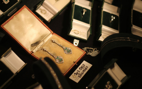 Why diamonds might not be a girl's best friend