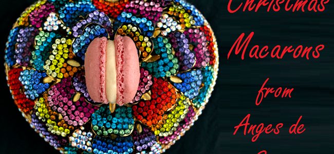 Anges de Sucre Launches Limited Edition Macarons Christmas Box