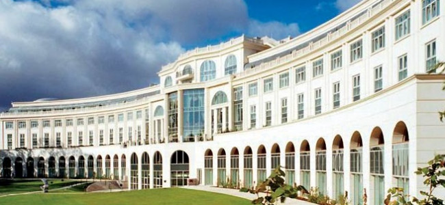 Enjoy the ultimate country spa weekend at Powerscourt Hotel in Wicklow