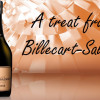 A love of bubbles: Enjoy a champagne gift from Billecart-Salmon