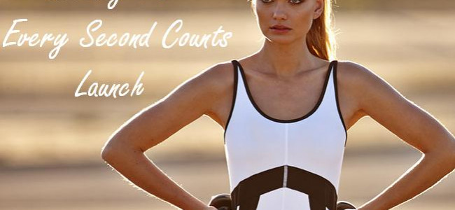 Every Second Counts: The vibrant new fitness wear