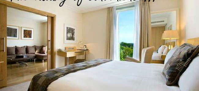 The early bird… stays at the Hilton London Gatwick Hotel