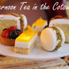 Award-winning Afternoon Tea at the Manor House in Castle Combe