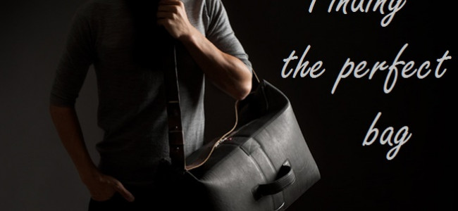Fashion Preview: Luxury Men's Bags from I Love 2 Love