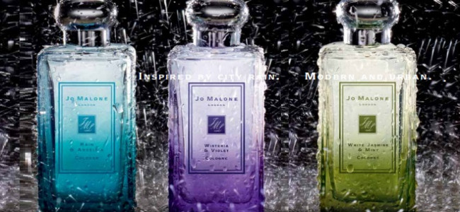 Introducing the London Rain collection by Jo Malone