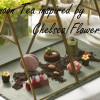 The 'Edible Garden' Afternoon Tea at InterContinental London Westminster