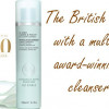 Liz Earle cleanser wins its 100th award