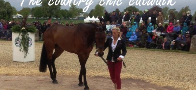 Badminton Horse Trials 2014 Trot Up: The Fashion Report