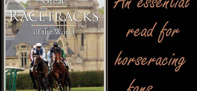 Book release: Great Racetracks of the World by Jim McGrath and Trevor Marmalade
