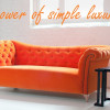 The new Lacaze showroom showcases luxurious handmade furniture