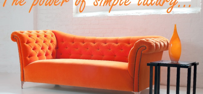 The new Lacaze showroom showcases luxurious handmade furniture
