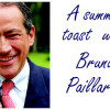 Toast the summer with Bruno Paillard's elegant champagne or Rose