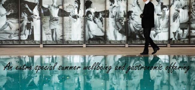 Karl Lagerfeld's 'Odyssey Summer' at Hôtel Métropole Monte-Carlo