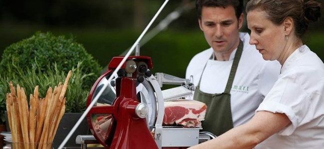 Smart Experiences partner with Angela Hartnett for luxury hospitality