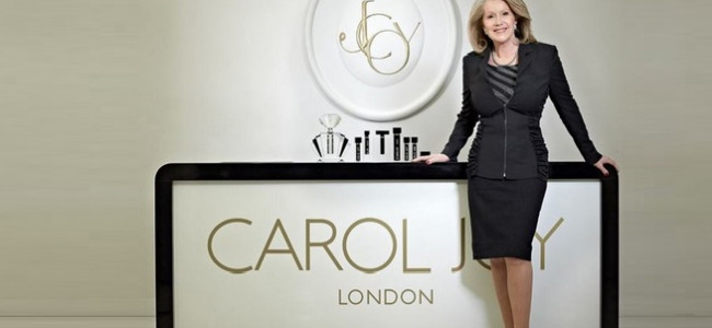 Carol Joy London facial pop-up at Harrods