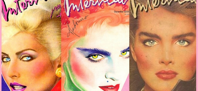 Fashion Illustration Gallery: Richard Bernstein's Cover Art