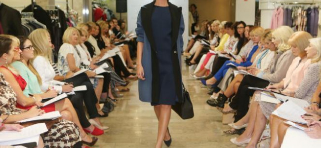 Harvey Nichols unveils Autumn Winter Collections in Dublin