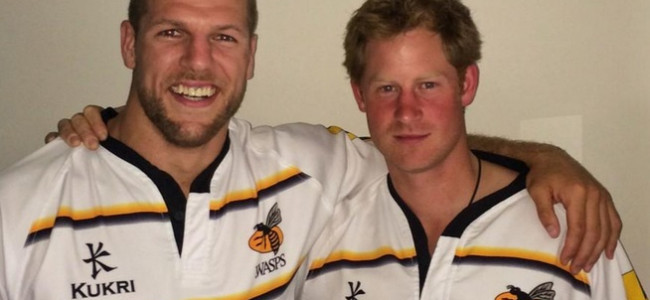 James Haskell's Column: Let's all get behind the Invictus Games