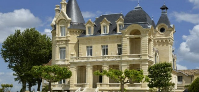 Château Grand Barrail in Saint-Emilion: A luxury hotel you'll visit time and time again