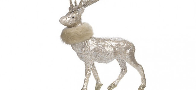 Harrods for home: Sparkling Christmas decorations