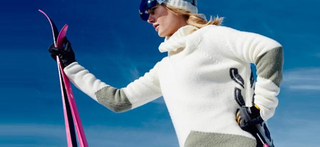 Hit the ski slopes in style