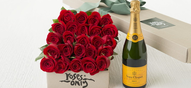 Roses Only: The most impressive bouquets for Valentine's Day