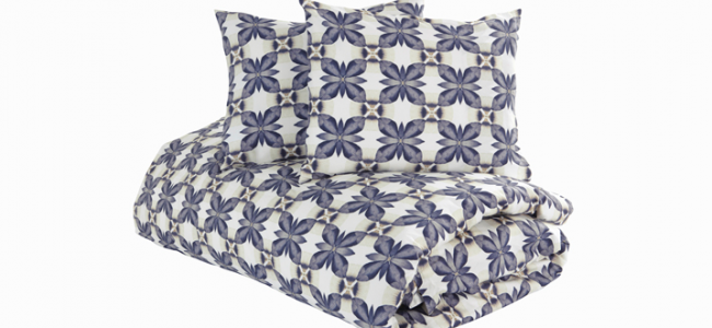 Hästens embraces spring with new floral bed linen