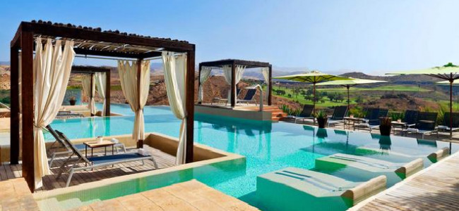 A luxury European island spa tour with guaranteed sunshine