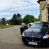 Exploring Northern Ireland with Maserati
