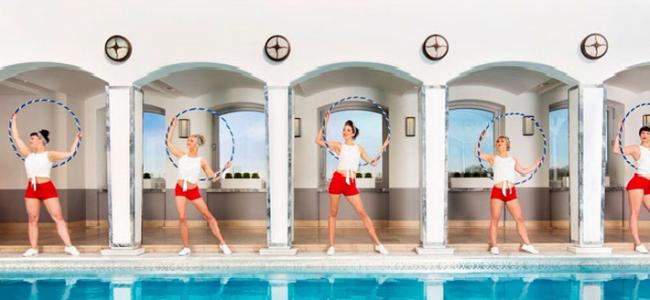 HulaFitat The Berkeley: The ultimate abdominal workout