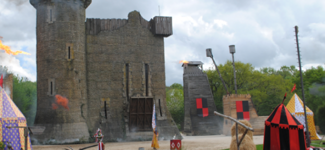An enchanting historical adventure in France: Puy du Fou
