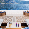 Michelin starred cuisine to be served on Burgesssuperyachts