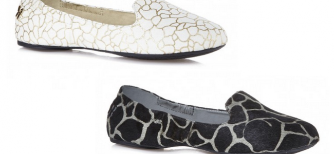 Butterfly Twists: The foldup flats are an essential accessory