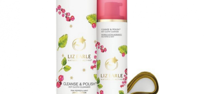 Christmas beauty treats from Liz Earle