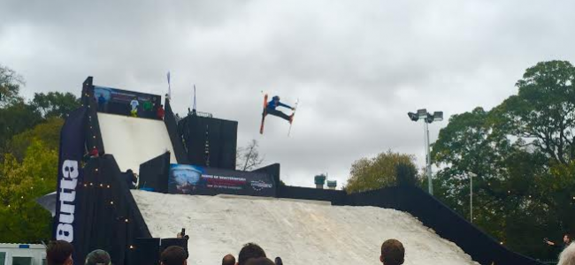 The Telegraph Ski and Snowboard Show