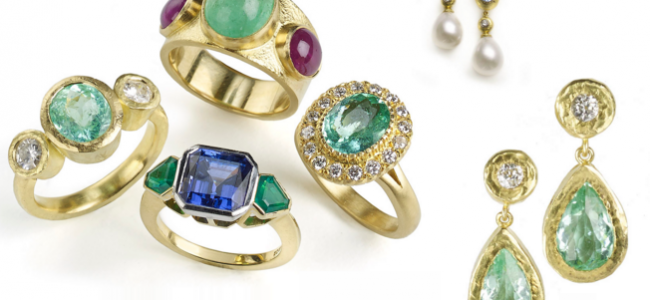 Julia Lloyd George designs jewellery that stands the test of time