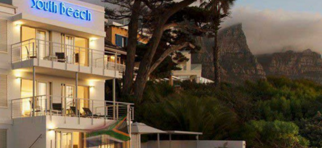 Enjoy a homely holiday at South Beach Cape Town
