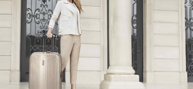 Harrods welcome the Hartmann premium luggage range