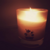 Luxury scented candles for spring