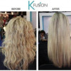Fight frizz and have lustrous locks with K Fusion