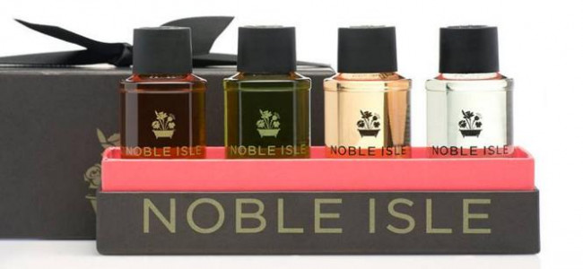 Noble Isle Birthday giveaway with The Savoy Hotel and The Fold London