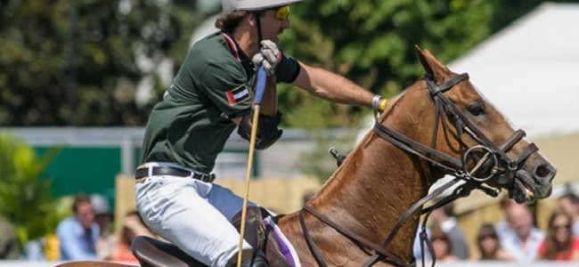 Chestertons Polo in the Park welcomes the Great Polo Food Festival