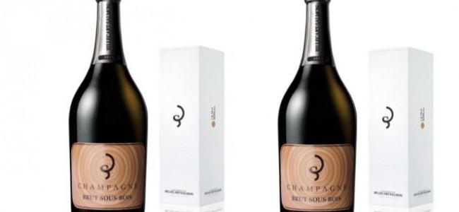 A chic champagne: Billecart-Salmon Brut Sous Bois