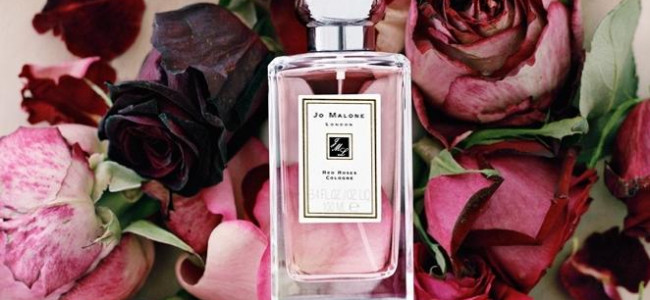 Fragrance of the month: Red Roses Jo Malone