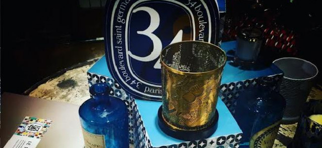 Diptyque 34 Bazaar pop-up launches at Liberty