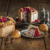 Delicious Christmas dinner treats by Ginger Pig
